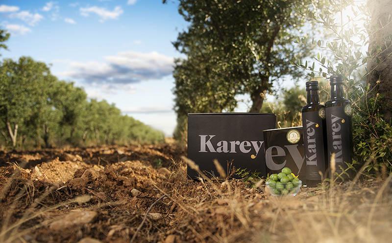 El olivar ecológico Karey