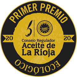 Primer precio aceite ecológico de La Rioja